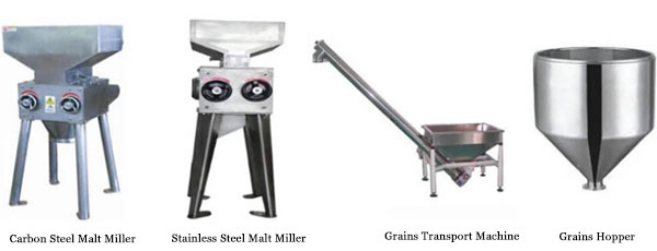 Malt Milling Unit