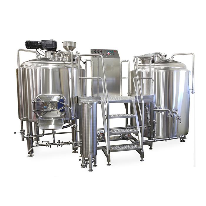 4 Bbl Bar Micro Brewing System Jinan Zhuoda Machinery