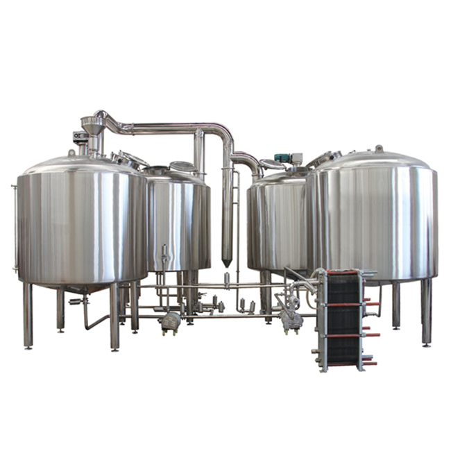 1000l Complete Brewing System Jinan Zhuoda Machinery